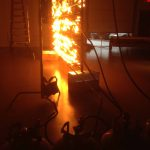 flame rig set effect