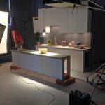 lighted kitchen set